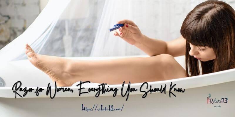 Razor for Women