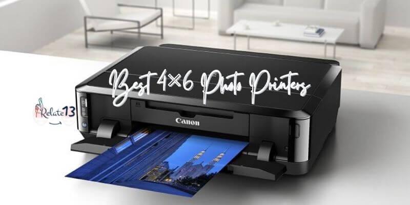 Best 4×6 Photo Printers