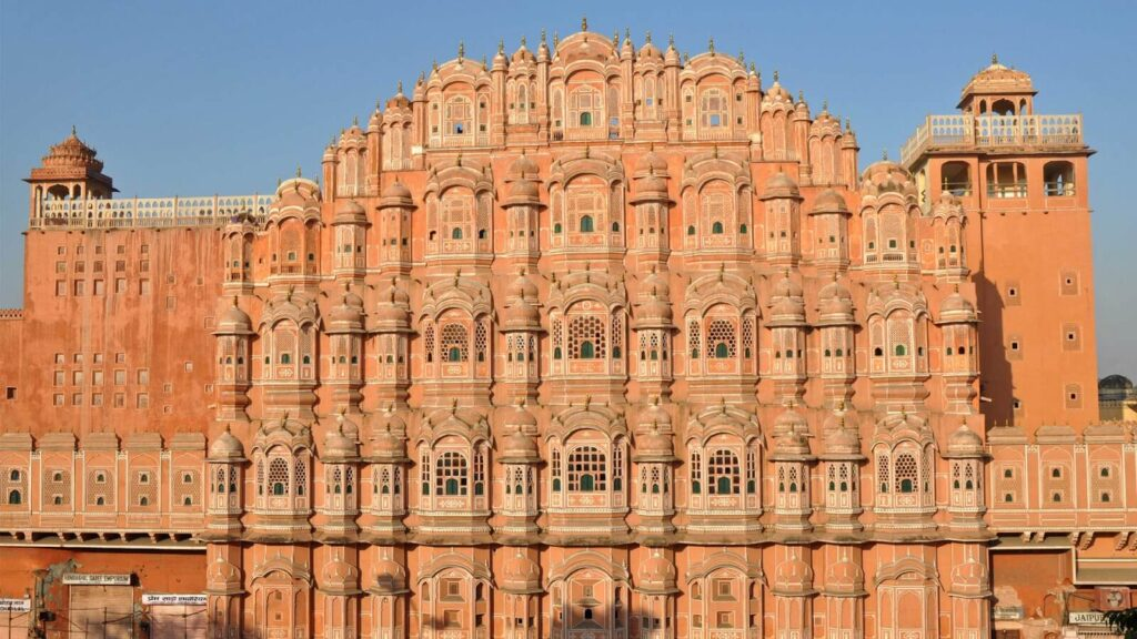 Jaipur - The pink heritage