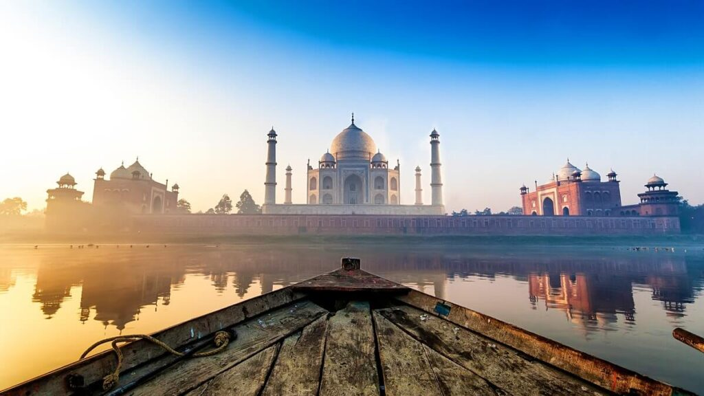AGRA- The city of Taj