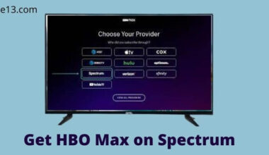 Get HBO Max on Spectrum