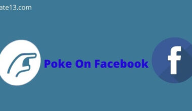 Poke On Facebook