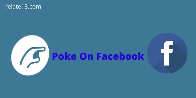 Poke On Facebook
