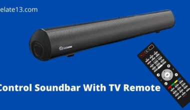 Control Soundbar With TV Remote