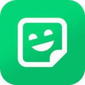 Sticker studio app