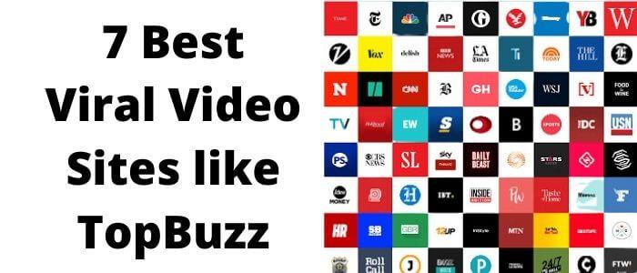 7 best alternative apps for TopBuzz