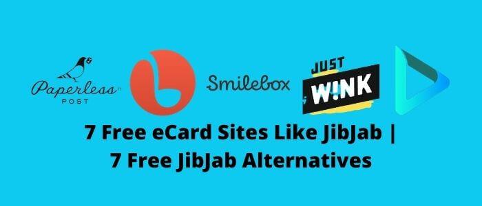 JibJab Alternatives Sites