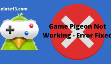 Game Pigeon not working