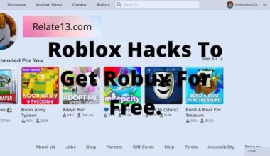 Roblox Hacks to get robux for free