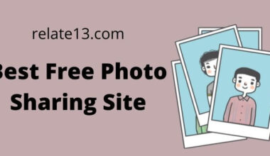 Free Photo Sharing Site