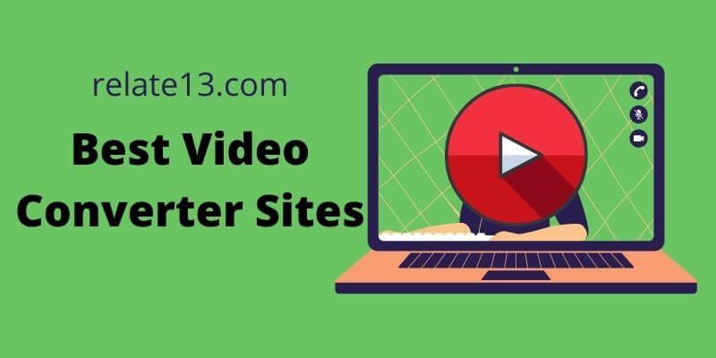 video converter sites