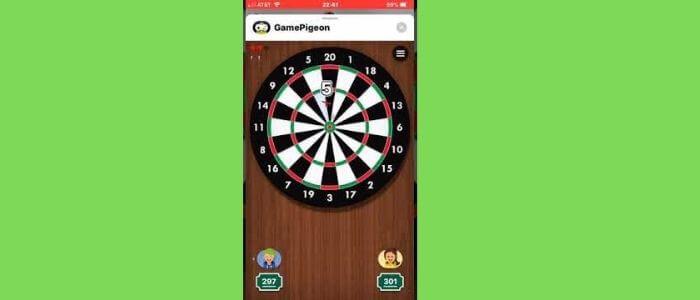 Darts - Game Pigeon Hacks