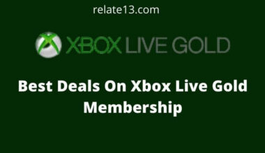 Deals On Xbox Live Gold Membership