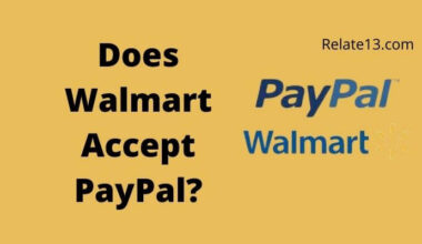 Does Walmart Accept PayPal