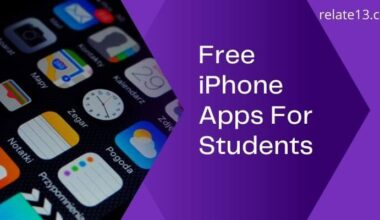 Free iPhone Apps For Students