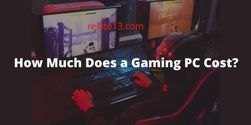 How Much Does a Gaming PC Cost
