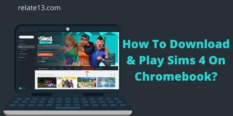 Sims 4 On Chromebook