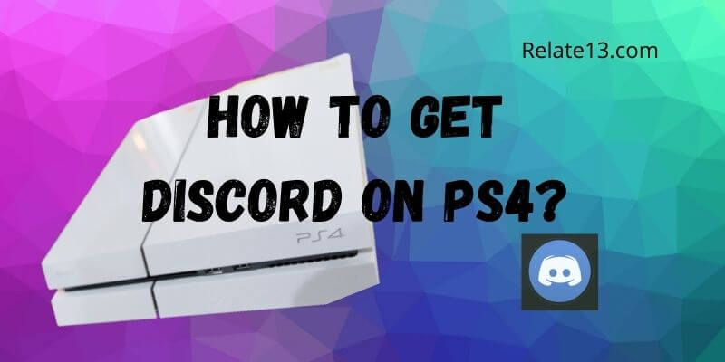 discord for ps4