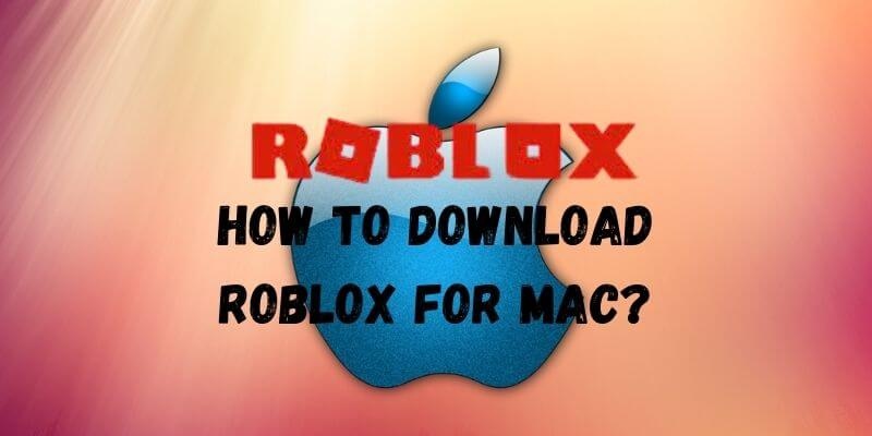 download roblox for mac