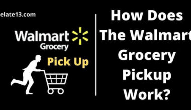 How Does The Walmart Grocery Pickup Work