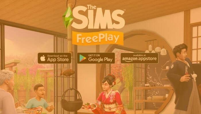 Sims games available for Chromebook