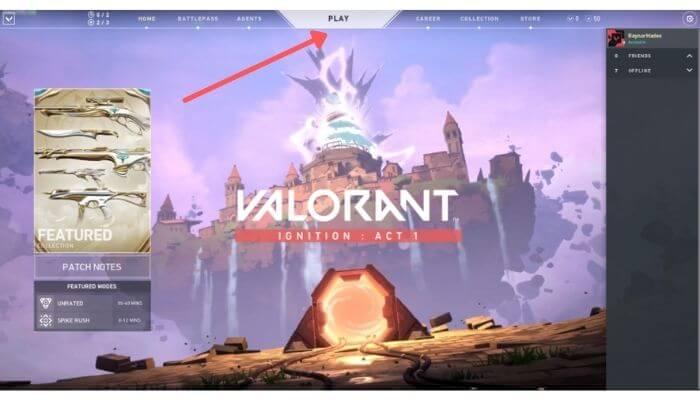 Play Valorant on Mac