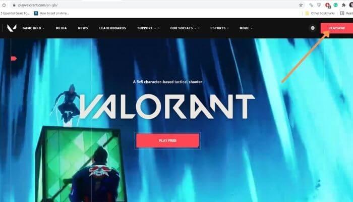 download Valorant for Mac -1