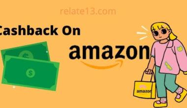 Get Cashback On Amazon