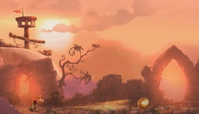 Rayman Adventures game image