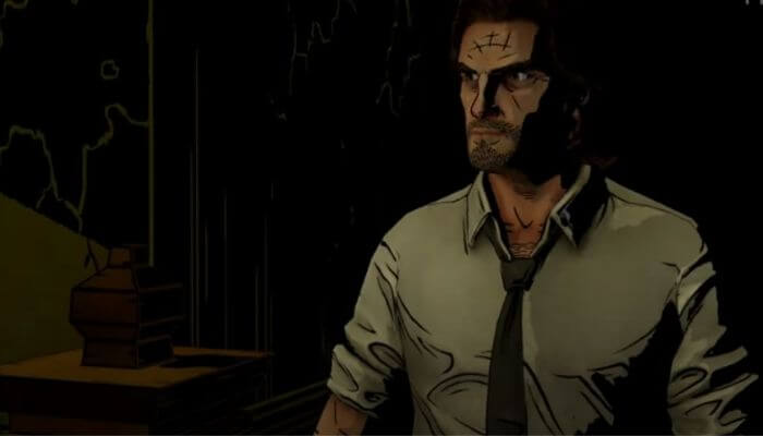 The Wolf Among Us game image (Best Offline Android Games)