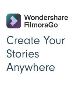 Wondershare FilmoraGo - Video Editing App