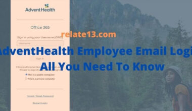 AdventHealth Employee Email Login detail
