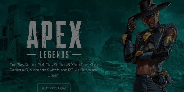 Apex Legends-best Xbox one game for girls