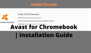 Avast for Chromebook-Installation Guide