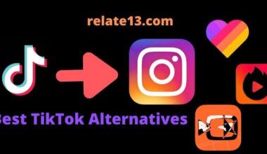 Best TikTok Alternatives