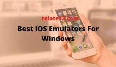 Best iOS Emulators For Windows