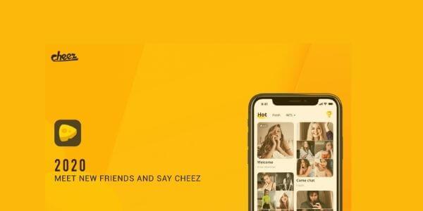 Cheez - Video making app