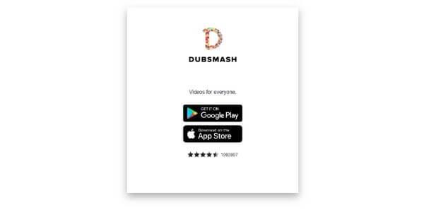 Dubsmash App