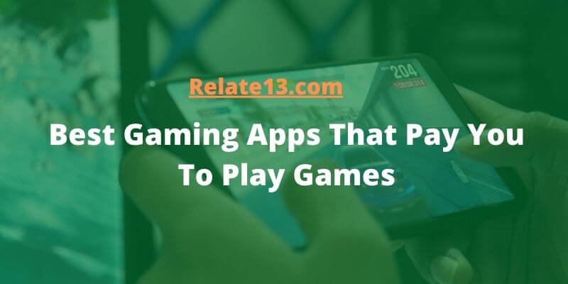 Gaming Apps That Pay You To Play Games
