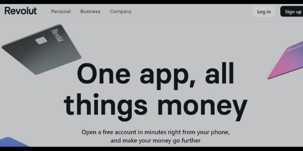 Revolut app - Best alternatives to Cash app
