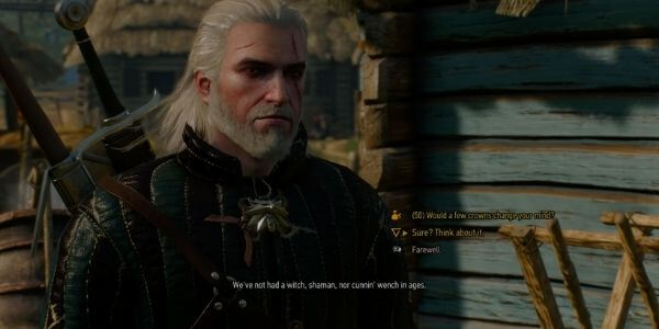 The Witcher 3: Witch Hunt