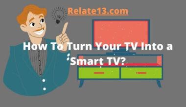 Turn Non-smart TV Into a Smart TV