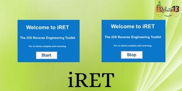 iRET- iOS Reverse Engineering Tool Kit