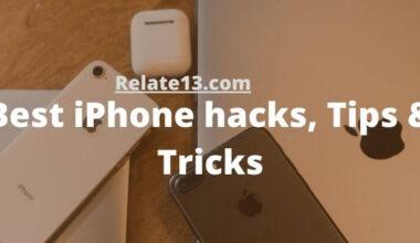 Best iPhone hacks