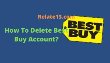 How To Delete Best Buy Account?