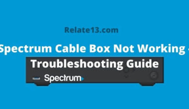 Spectrum Cable Box Troubleshooting Guide