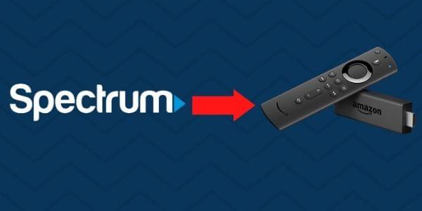Spectrum app On Firestick-1